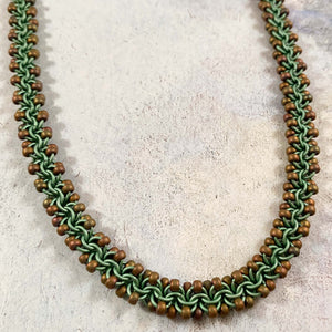 Dimensional Bead Chain Small Flat Kit & Video Class
