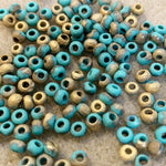 Special Finish Czech Beads 6/0