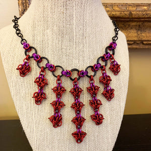 Heart Chain Necklace Kit with video class