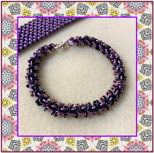 Jens Pind Linkage with O Beads Bracelet Kit & Video