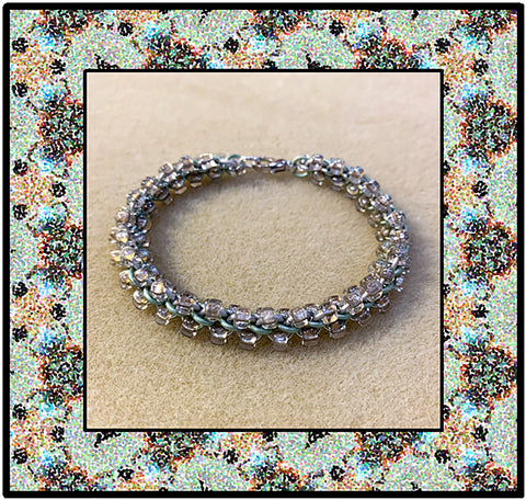 Jens Pind with Triangle Beads Bracelet Kit & Video Class