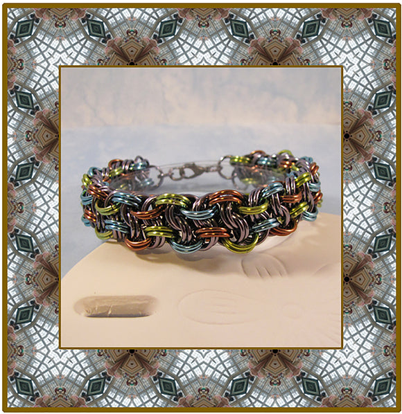 Vipera Berus Kinged Bracelet Kit with FREE video