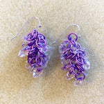 Shaggy Long Magatama Earring Kits