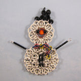 Celtic Snowman Pendant Kit