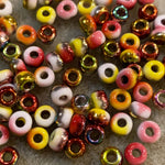 Special Finish Japanese Seed Beads 8/0