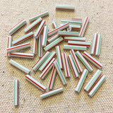 Czech Bugle Beads - choose color