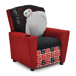 Disneyu0027s Big Hero 6 Kidu0027s Recliner - Red Anchor Home  sc 1 st  Red Anchor Home : disney cars recliner - islam-shia.org