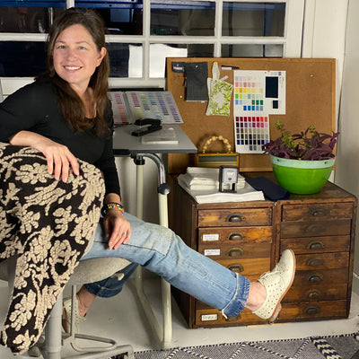 Betsy Cook, Owner/Designer/Maker, National Picnic