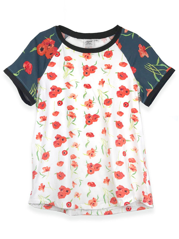 YEAR END! #1927 Poppies XS, S, XL