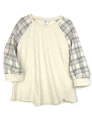LAST ONES: Dawn 3/4 Sleeve Signature Top, S, M