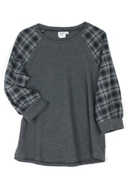 MOVING: Smoky, 3/4 Sleeve, L,