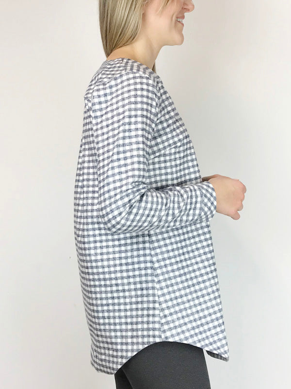 Notchneck Tunic