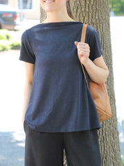 Midsection-y Modern Tee