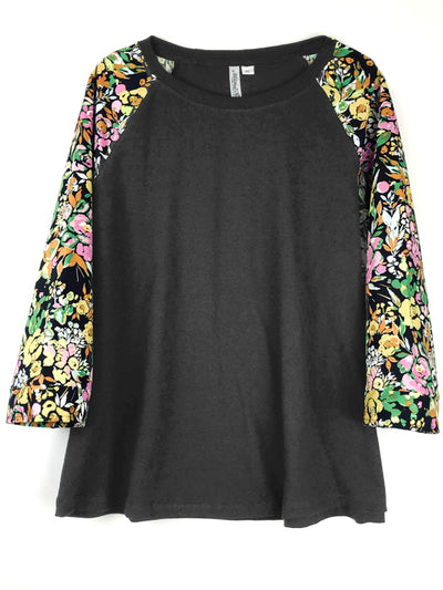 LAST ONES: Dark Bloomer Signature Top, M, L