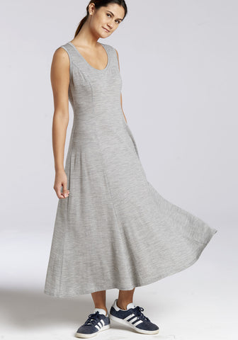 Sleeveless Merino Dress LONG