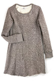 Sweaterdress in Slouchy 100% Cotton