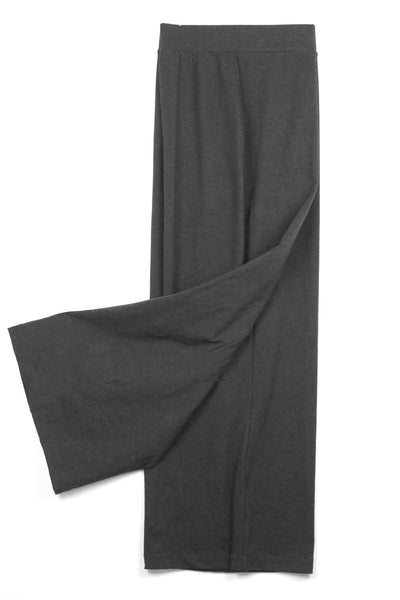 Swishy Knit, Wide Leg Pant
