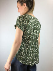 "MOVING: ""By the Brook"" Blouse, S,"