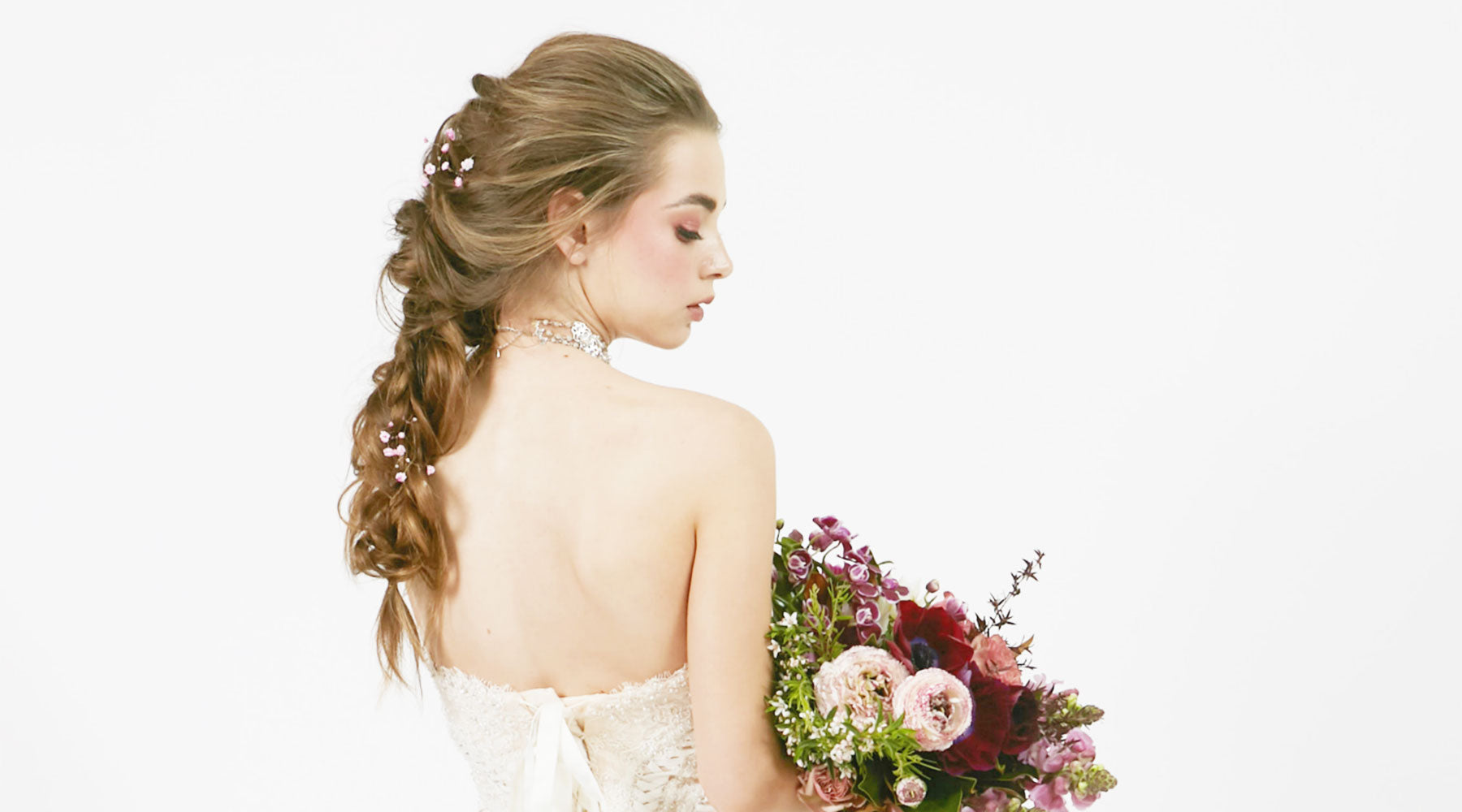 3 Ways to Find a Flawless Wedding Day Hairstyle for You