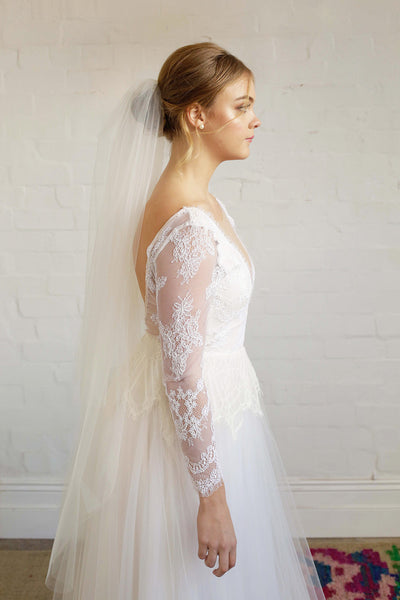 Wedding Veil - Madame Tulle