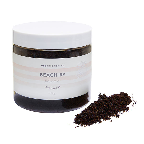 Organic Coffee Body Scrub (300g)