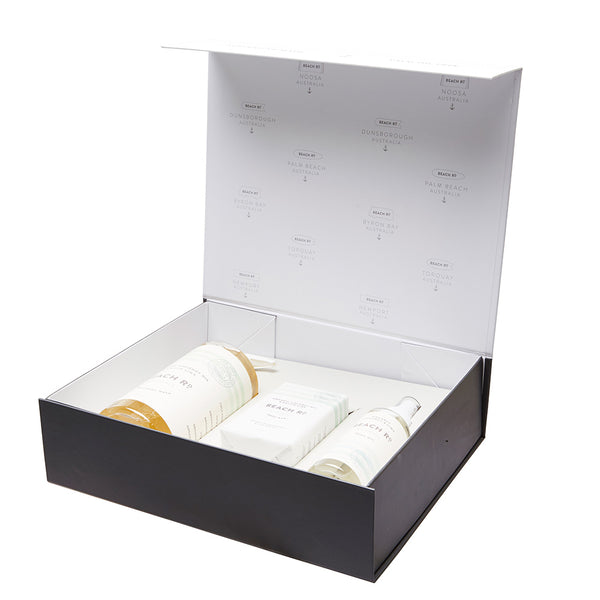 H&B WASH GIFT BOX | 500ml Hand & Body Wash, 200g Body Bar, 125ml Body  Oil