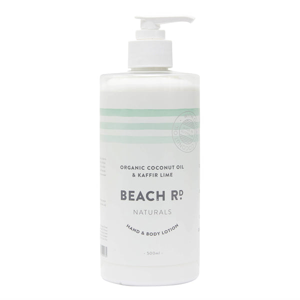 Lotion | Organic Coconut & Lime (500ml)