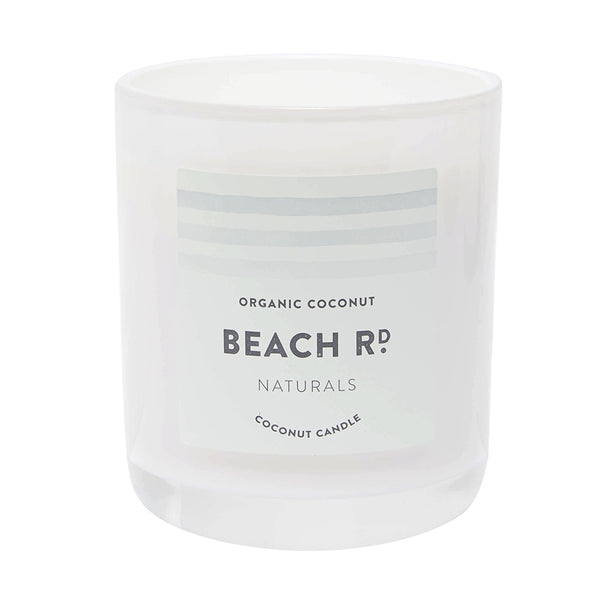 Organic Coconut Candle (300g)