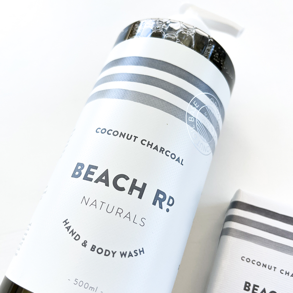 Hand & Body Wash | Activated Coconut Charcoal (500ml)