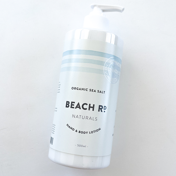 Lotion | Organic Sea Salt (500ml)