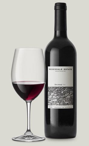 Redesdale Estate Shiraz 2001