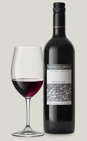 Redesdale Estate Shiraz 2008