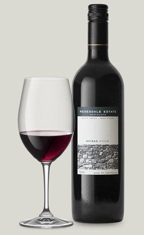 Redesdale Estate Shiraz 2009