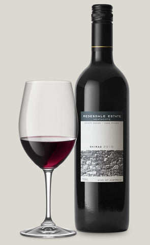 Redesdale Estate Shiraz 2010