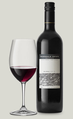 Redesdale Estate Shiraz 2012
