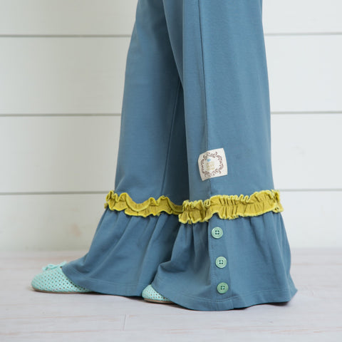 Kayla's Ruffle Pants-Wonder Collection
