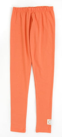 Swanky Lady Leggings-Orange