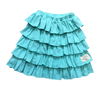 Ballerina Skirt-Solid Aruba Blue