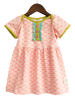 Infant Lap Dress-Fan