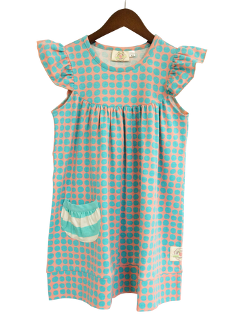 Lily's Love Tunic-Polka Dot