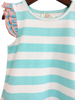 Infant Perfect Peplum-Stripe