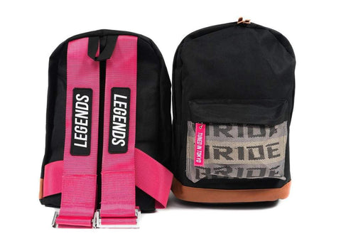 Legends Backpack Pink - tunedintokyo