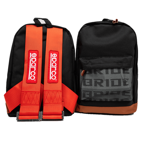 Red Sprc Backpack - tunedintokyo