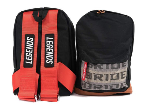 Legends Backpack Red - tunedintokyo