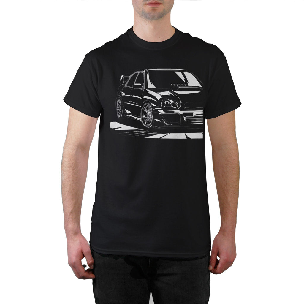 Subie Outline Shirt - tunedintokyo