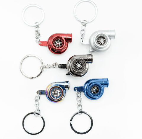 Turbo Keychains - Tunedintokyo JDM Clothing