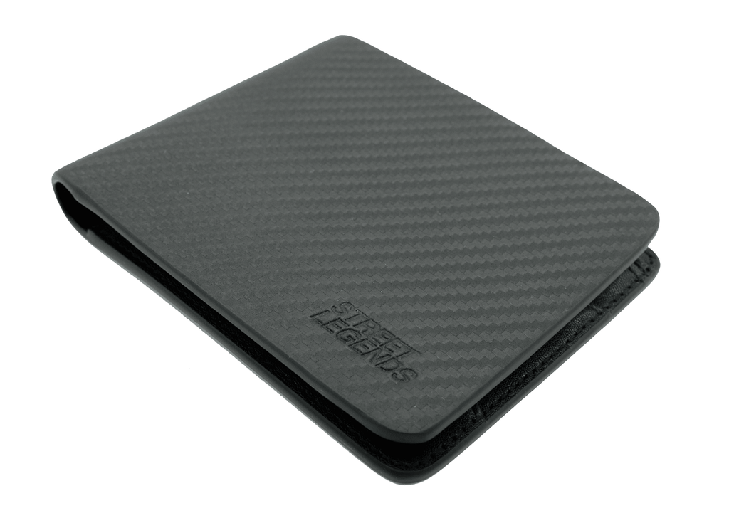 Carbon Fiber Legends Wallet - Tunedintokyo JDM Clothing