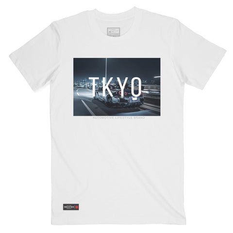 Visual Premium Tee - Tunedintokyo JDM Clothing