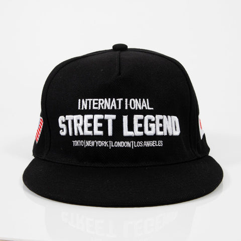 International Snapback - tunedintokyo