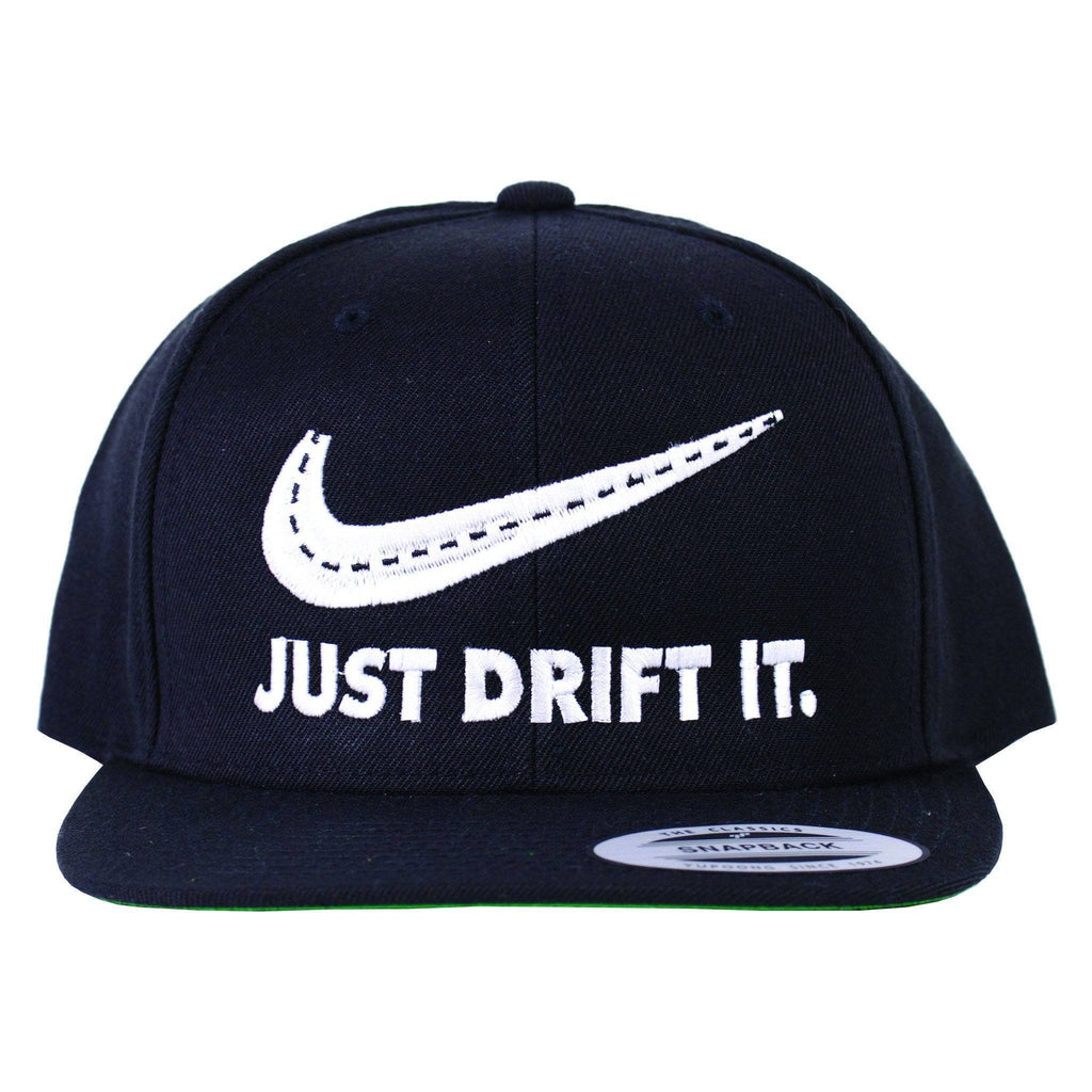 Just Drift It Snapback - tunedintokyo